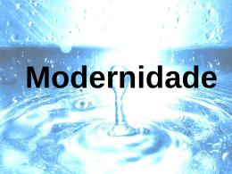 Modernidade 1
