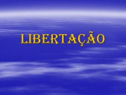 Libertação (Pr. Edemar Vitorino)