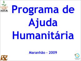 PAH – As vozes do Maranhão