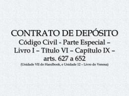 CONTRATOS DE ADESÃO