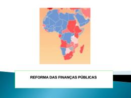 controlo das finanças públicas