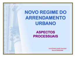 Aspectos Processuais - Ordem dos Advogados