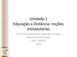videoaula_Educação a Distância - noções