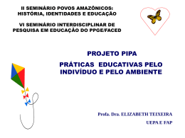 Práticas Educativas PIPA