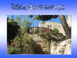 Betânia, oásis de amor e paz.pps