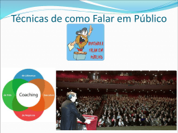 Oratória (power point)