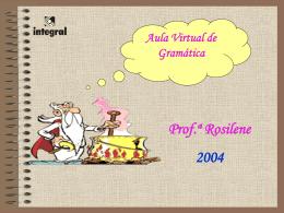 02|12 - Professora Rosilene - Funções de Linguagem