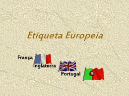 Etiqueta Europeia