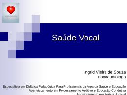 Fono_Voz Profissional