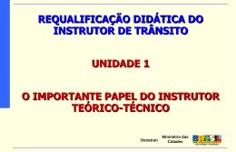 Slide 1 - Denatran