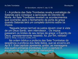 As 7 Trombetas