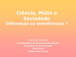Claudia Jurberg
