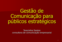 crise - TFS Comunicação & Marketing