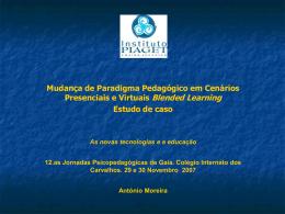 Comunicações livres - Colégio Internato dos Carvalhos