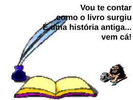 Paródias História do Livro