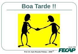 TRATAMENTO CONTÁBIL DOS PROJETOS DE MDL NO BRASIL