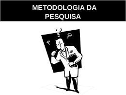 Apresentação Metodologia