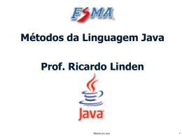 Métodos em Java