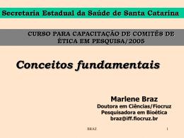 Florianopolis - Secretaria Estadual de Saúde