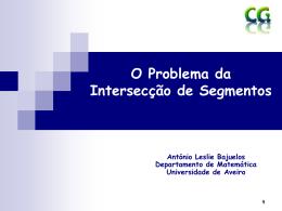 Slide 1 - Universidade de Aveiro › SWEET
