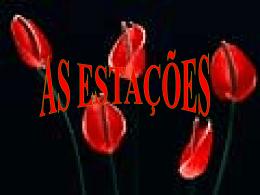As Quatro Estações do Ano - Teia da Língua Portuguesa