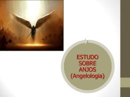 Estudo Sobre Anjos - Igreja do Nazareno de Jaguariúna