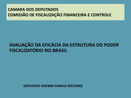 Deputado Ademir Camilo