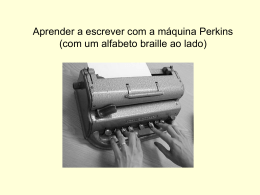 escrever com maquina perkins 02