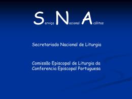 O Serviço Nacional de Acólitos