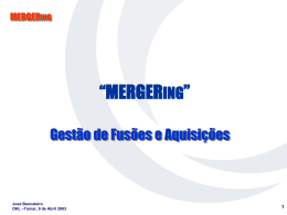mergering