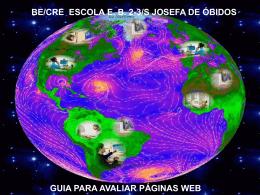 Diapositivo 1 - BE-CRE Josefa de Obidos