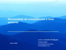 Competências (palestra)