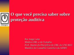 Ruído: O que você precisa saber sobre Proteção Auditiva