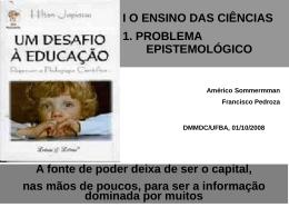 ProblemaEpistemologico_Am_rico_Francisco