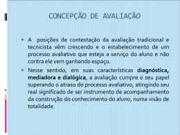 + Avaliação escolar 1