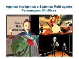 Capítulo 12 - Personagens Sintéticas