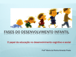 O papel da educação no desenvolvimento cognitivo e social