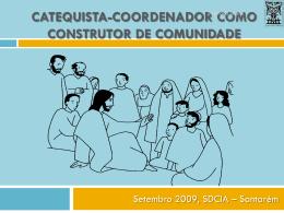 O Catequista-Coordenador como construtor de Comunidade