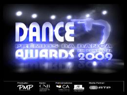 Prémios da Dança no Mundo