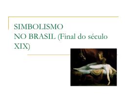 SIMBOLISMO - Colégio Passionista São Paulo da Cruz