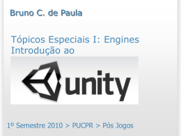 Interface Básica do Unity 3D