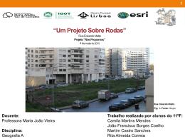 ESMAVC_11F_Um Projeto Sobre Rodas