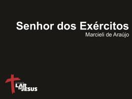 LD0538 - SENHOR DOS EXERCITOS