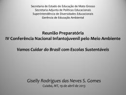 Reunião Preparatória_IV CNIJMA