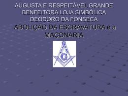 LOJA DEODORO DA FONSECA