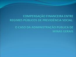 Apresentação Compensação AMIPREM 2013