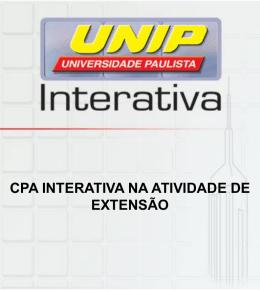 Breve Histórico - UNIP Interativa