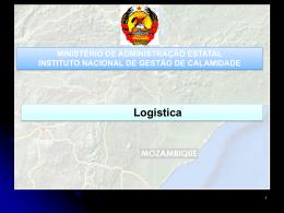 Planificação Logistica