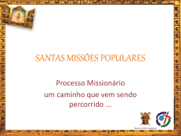Jesus o Missionário do Pai - Mitra da Diocese de Novo Hamburgo