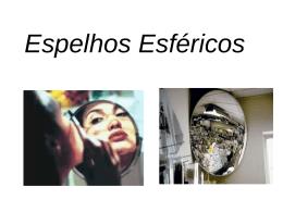 cursinho - espelhos esféricos